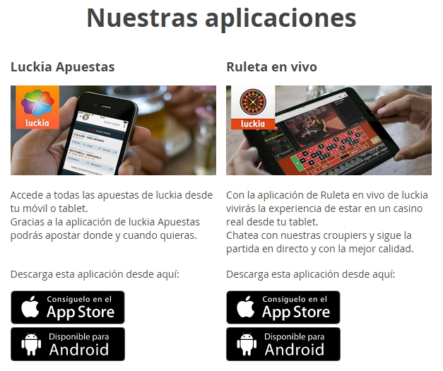 luckia-movil-apps